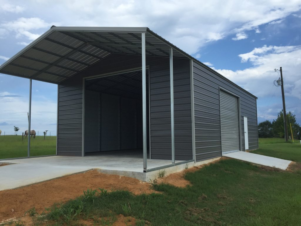 Metal buildings dothan al stor all for All metal houses
