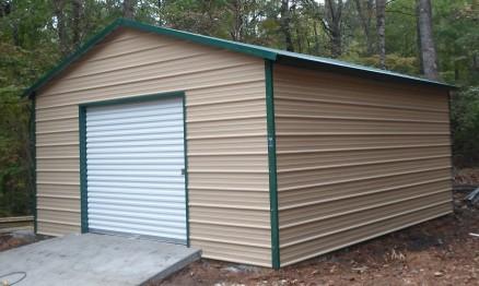 A frame tan garage 6015 stor all for 24 da 30 garage