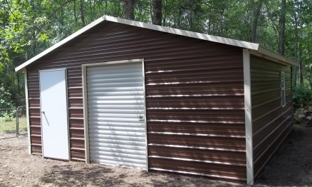 A frame garage with small door 6020 stor all for A frame garage