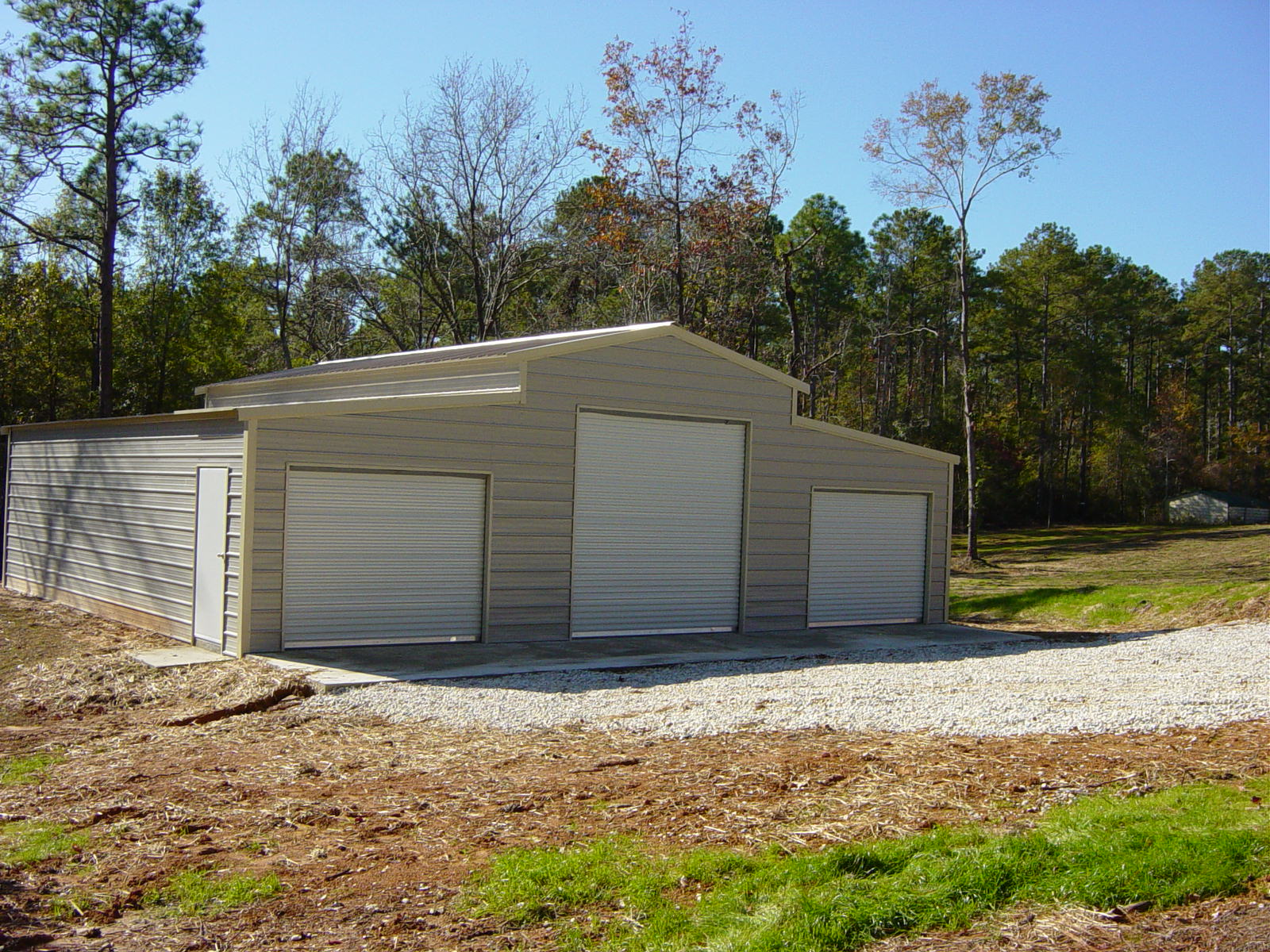 Stor all custom metal buildings roofing in dothan alabama for Rv buildings garages